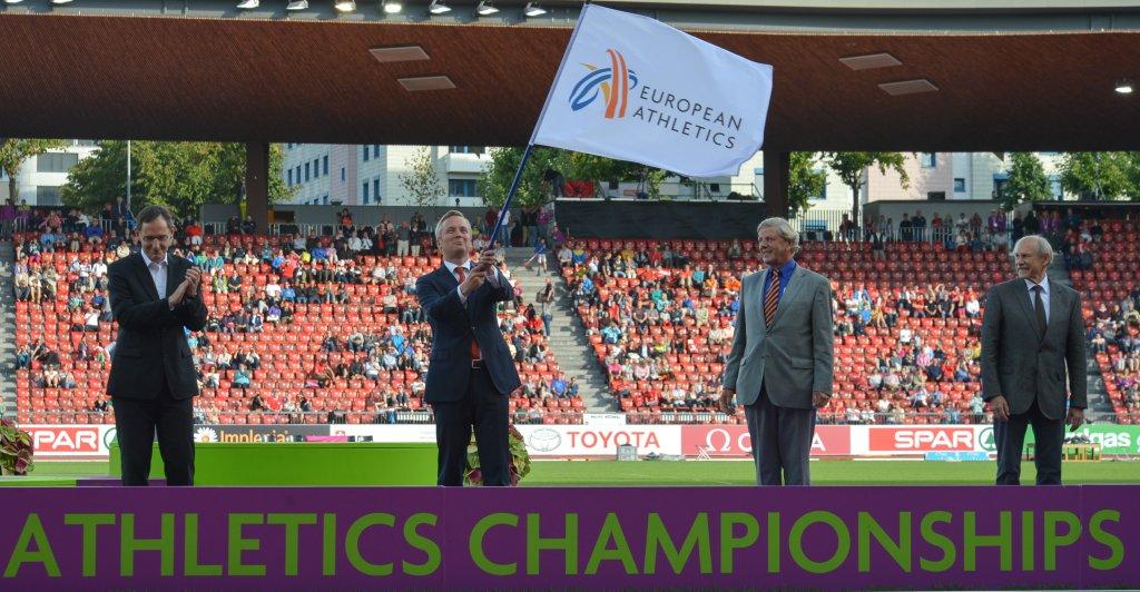 Kolejne mistrzostwa Europy odbędą się w Amsterdamie