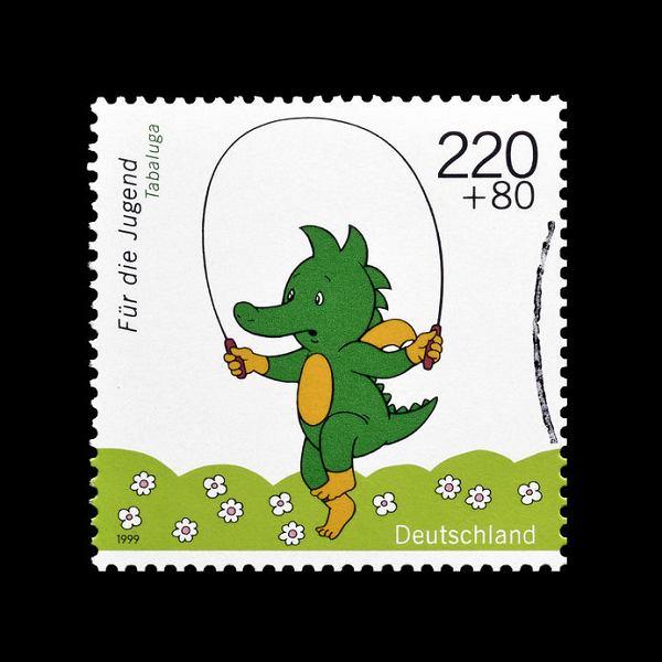 znaczek pocztowy niemcy