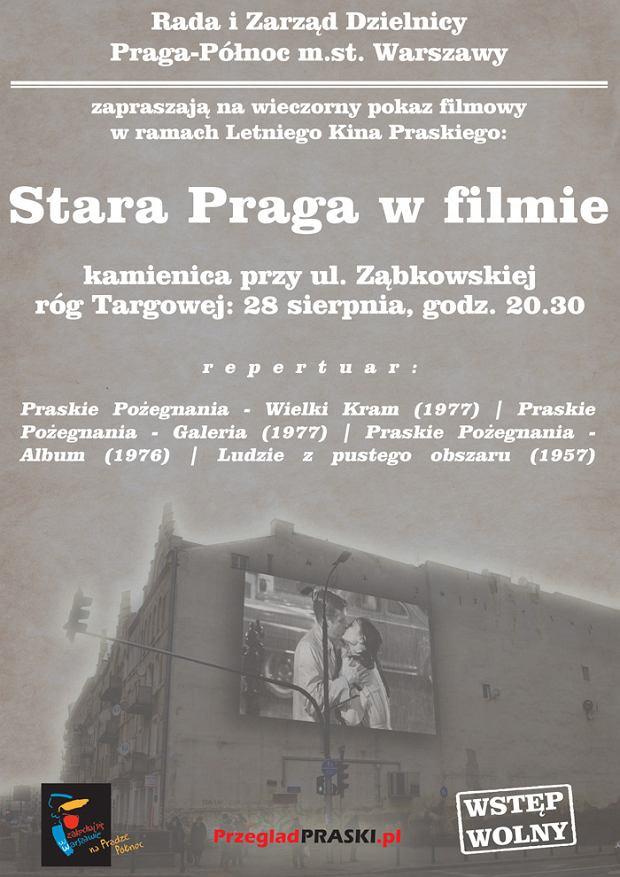 pokazy filmów Praga