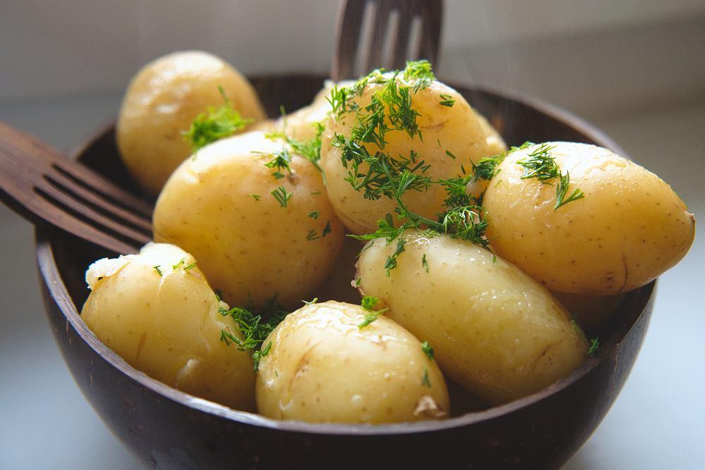 Ziemniaki są niezdrowe
