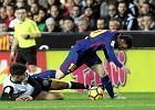 Primera Division. Jest decyzja w sprawie kary dla sędziego, który nie uznał bramki Barcelonie w meczu z Valencią