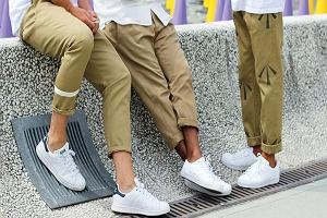 Eleganckie chinosy - lekkie i wygodne spodnie idealne na lato