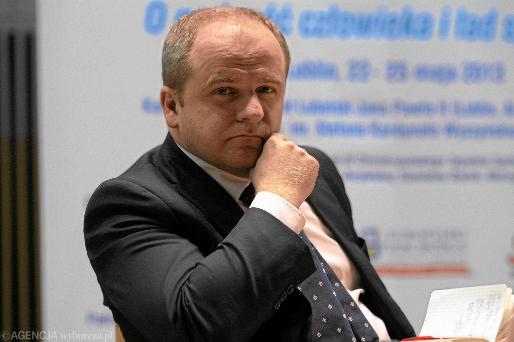 Paweł Kowal, politolog, historyk i polityk