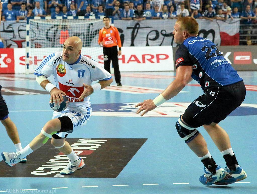 Orlen Wisła Płock pokonała w rewanżowym pojedynku francuski Montpellier AHB 28:23 (13:10) i awansowała do fazy grupowej Ligi Mistrzów