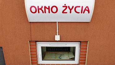 'Okno Życia' w Domu Małego Dziecka przy ul. św. Kazimierza w Częstochowie