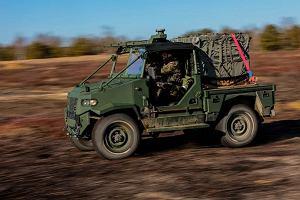 Aero 4x4 polskiej armii to wyjątkowy pojazd w skali świata. Można go zrzucić ze spadochronem