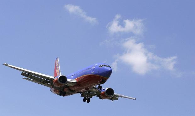 Boeing 737 (zdjęcie poglądowe)