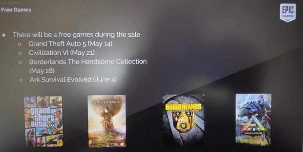 Następne darmowe produkcje na Epic Games Store