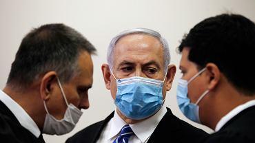 Izrael. Proces premiera Benjamina Netanjahu
