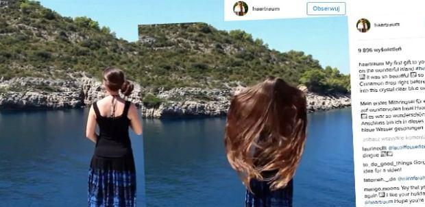 Instagram zalewa nowy trend