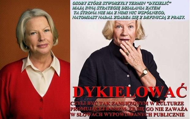 Bożena Dykiel i