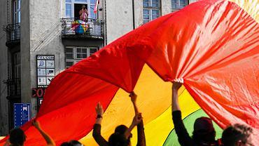 Kraków, 18 maja 2019. Marsz Równości