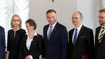 7Rekonstrukcja rzadu Morawieckiego w Palacu Prezydenckim