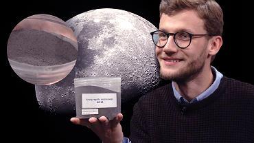 Gordon Wasilewski, kosmiczny górnik, Centrum Badań Kosmicznych PAN