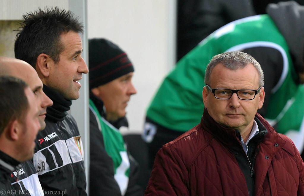 Piotr Mandrysz niechciany nie tak dawno w Zagłębiu ograł swój były zespół w roli trenera Niecieczy