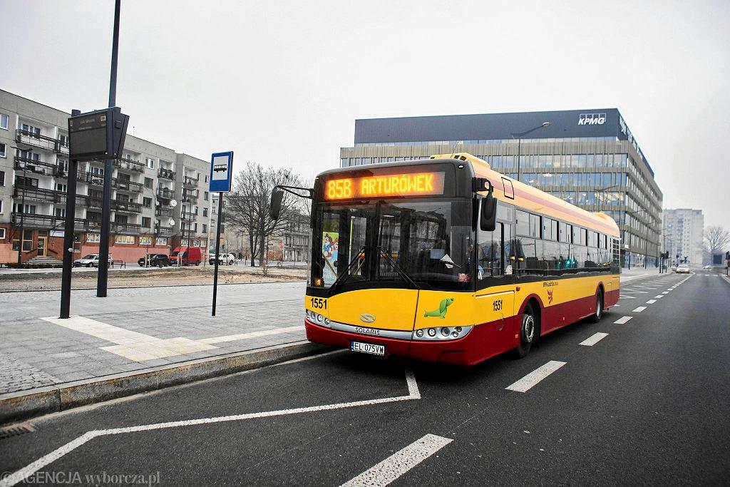 Autobus MPK Łódź
