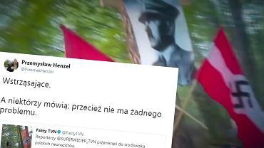 'Superwizjer' wyemitował reportaż o polskich neonazistach