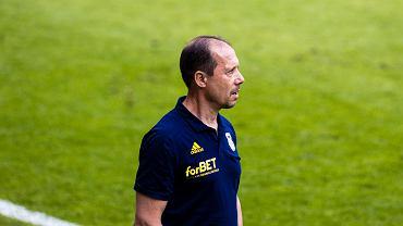 Dariusz Marzec nie jest już trenerem Arki Gdynia