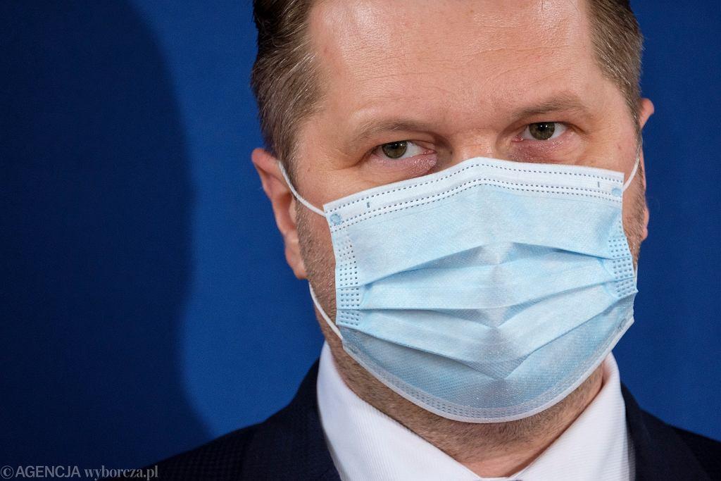 Czarnek: Jeśli sytuacja pandemiczna się nie pogorszy, to od października studenci wrócą na uczelnie