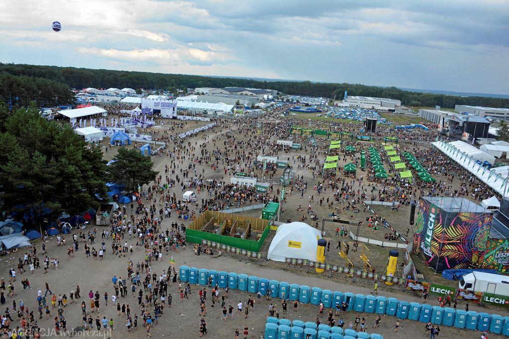 Festiwal Pol'and'Rock, Kostrzyn nad Odrą