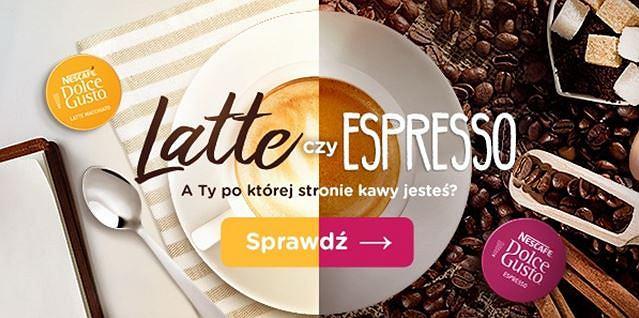 latte czy espresso