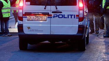 Norweska policja. Zdjęcie ilustracyjne.