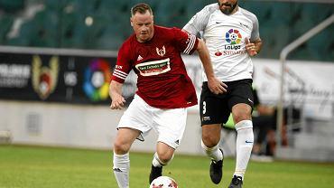 Mecz La Liga Legends - Polskie Legendy