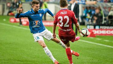 Lech Poznań - Podbeskidzie Bielsko-Biała 0:1. Denis Thomalla