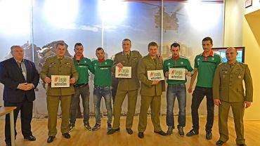 Piłkarze Legii odwiedzili Centrum Weterana Działań Poza Granicami Państwa
