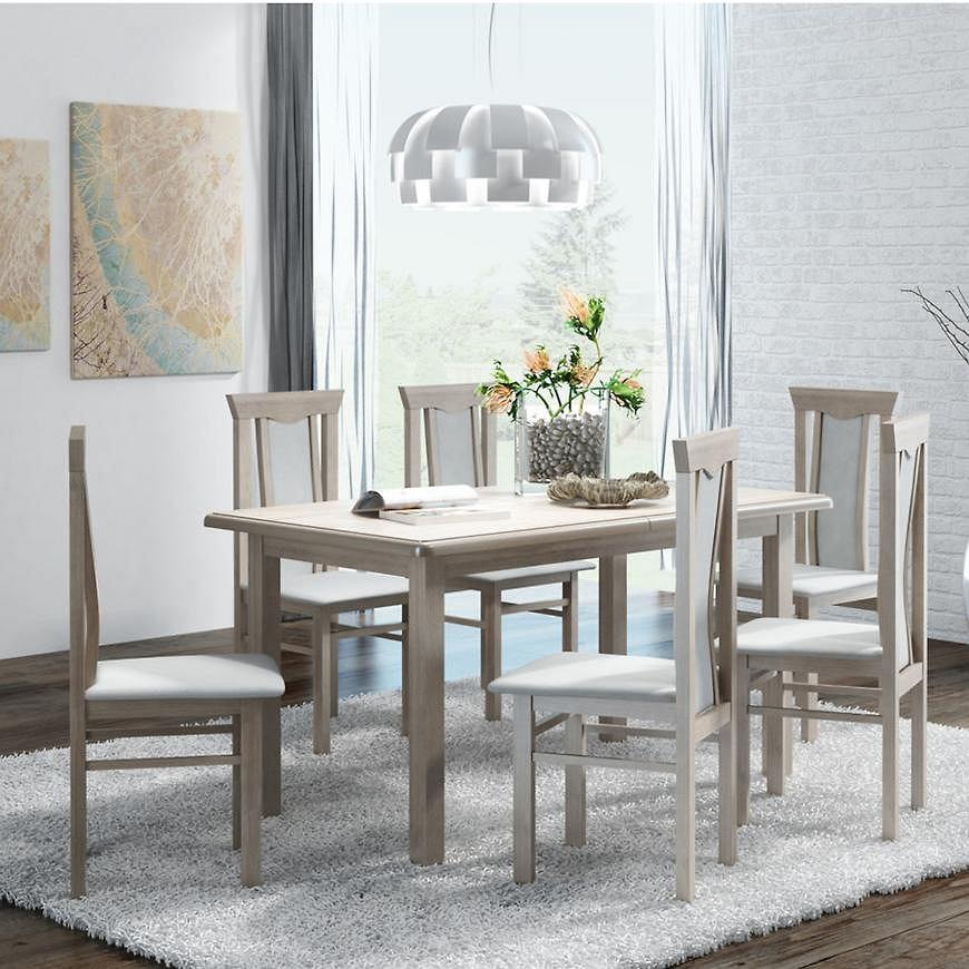 Zestaw krzesła i stół