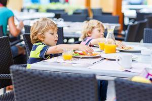 W poznańskiej restauracji zakaz wstępu dla dzieci. Powód? Niszczą lokal