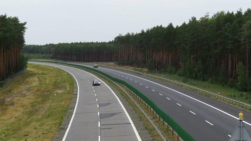 Trasa A18, GDDKiA
