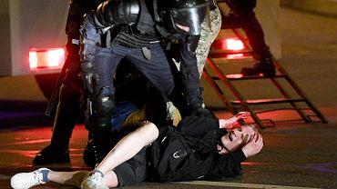 Protesty i zamieszki po wyborach na Białorusi, 11 sierpnia 2020.