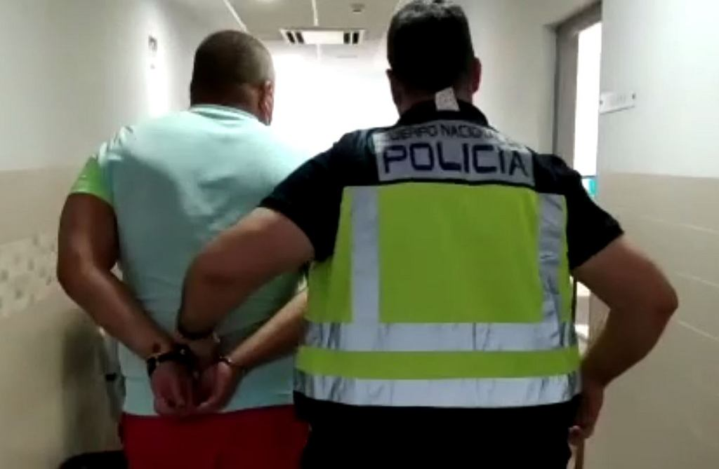 'Chudy' i 'Gruby' zatrzymani w Hiszpanii