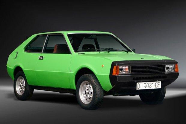 Seat 1200 Sport Bocanegra (fot. Seat)