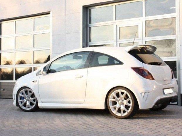 Opel Corsa Nardo Edition