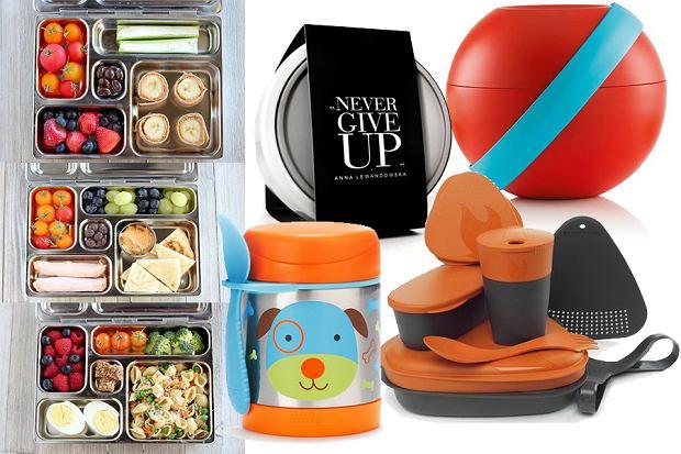 Lunchboxe, termosy i inne