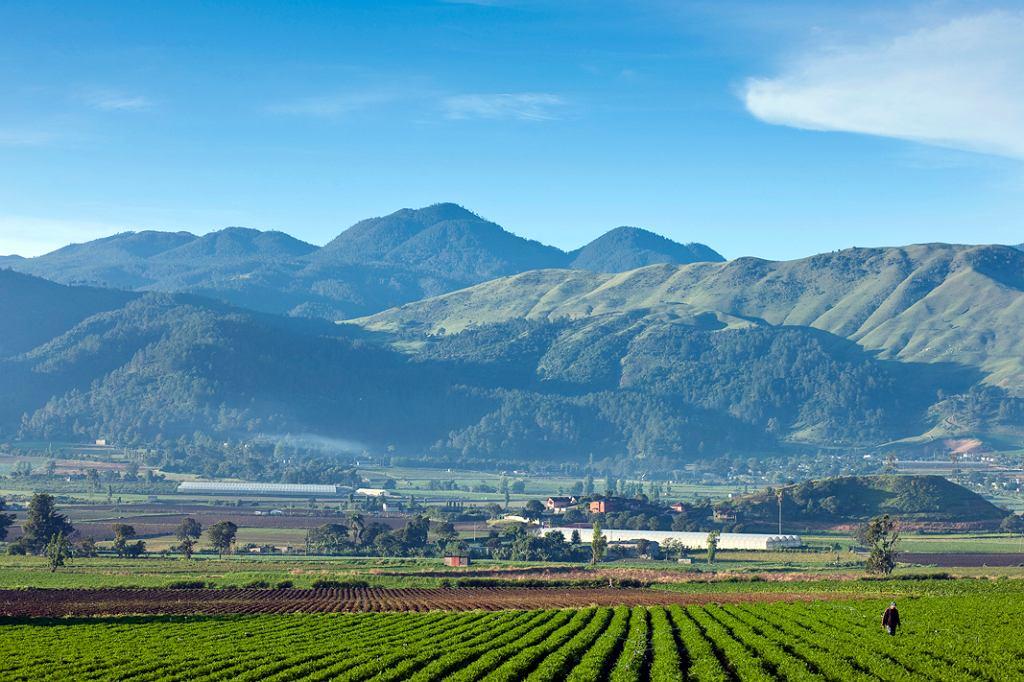 Constanza na terenie 'Dominikańskiej Szwajcarii'. To w tych okolicach odnotowano najniższą temperaturę