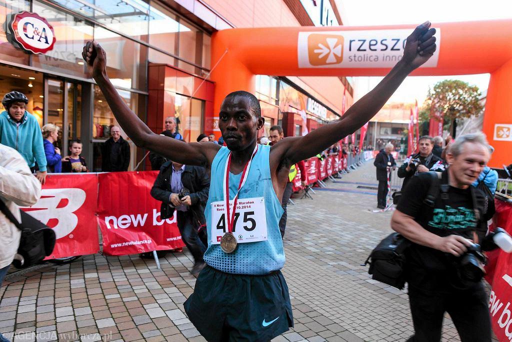 Zwycięzca Maratonu Rzeszowskiego