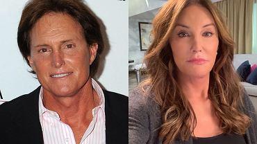 Caitlyn Jenner przed i po