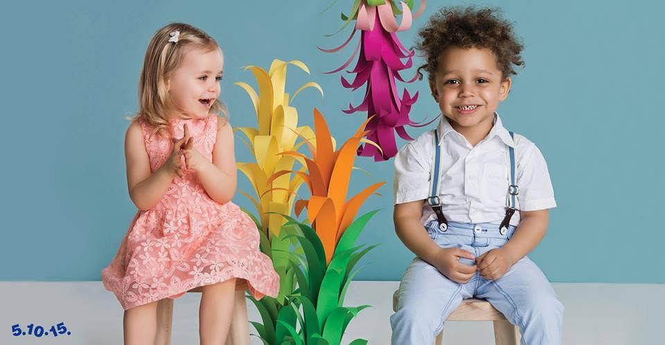 Dziecięce kolekcje na wiosnę (zdj. 5.10.15.)
