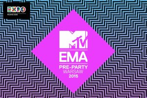 MTV EMA PRE-PARTY 2015