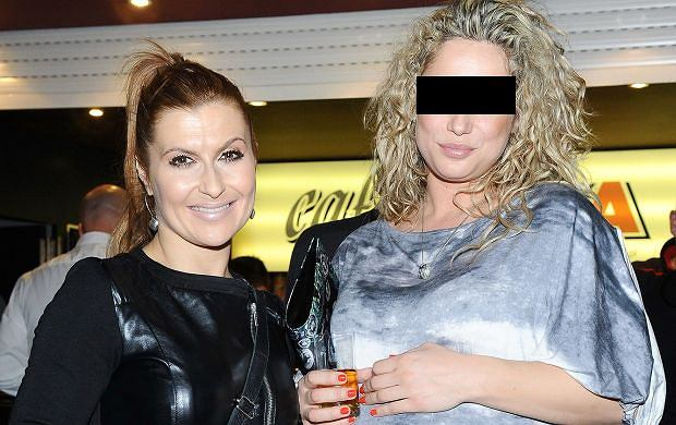 Katarzyna Skrzynecka i Joanna L.