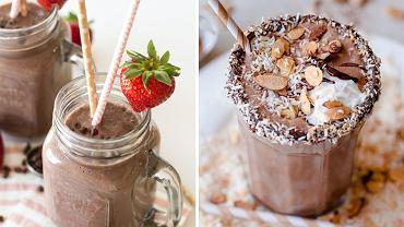 Zdrowe koktajle, które zastąpią niezdrowe słodycze