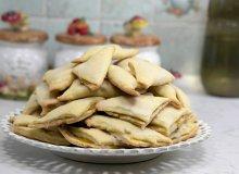Ciastka miodowe z powidłami śliwkowymi - ugotuj