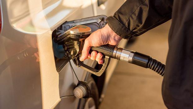 Bezgotówkowy zakup paliw płynnych