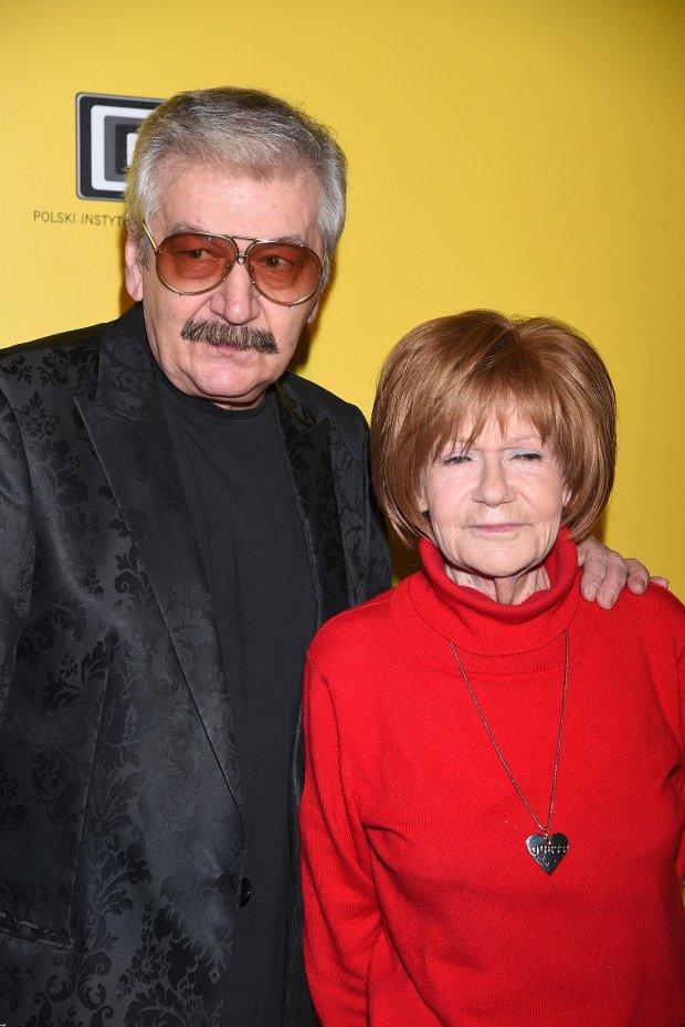 Maria Czubaszek, Wojciech Karolak