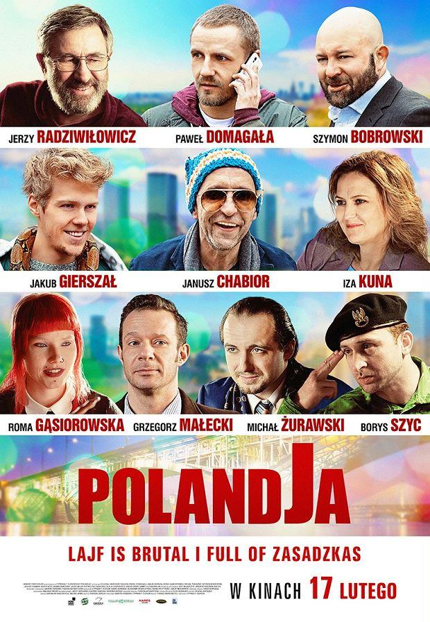 PolandJa - plakat promujący film