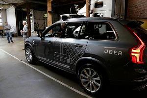 Uber testuje zrobotyzowane auta w San Francisco. Bez zezwolenia