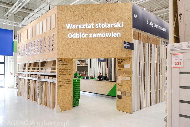 Zdjęcie numer 29 w galerii - Nowy rzeszowski hipermarket Leroy Merlin otwarty od czwartku. 13 działów, 36 tys. produktów [ZDJĘCIA]